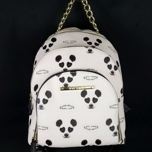 UNIQUE 🐼NWT Betsey Johnson Panda Bear Backpack 🐼